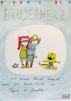 Bruderherz print