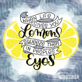Plotterdatei 'Lemons'