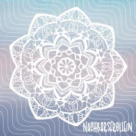 Plotterdatei 'Iceflower Mandala'
