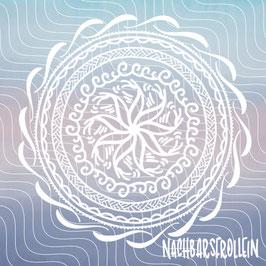Plotterdatei 'Oceanwaves Mandala'