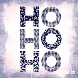 Plotterdatei 'HOHOHO'