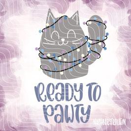 Plotterdatei 'Pawtycat'