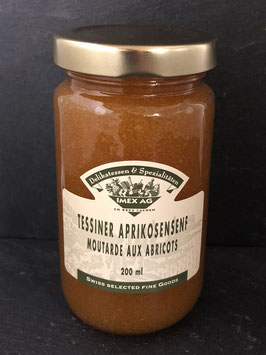 Tessiner Aprikosensenf