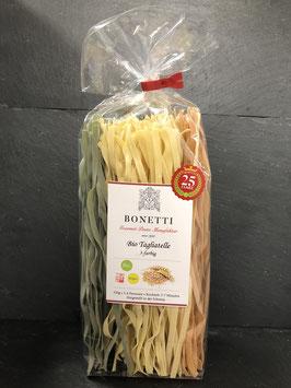 Bonetti Bio Pasta 3-farbig