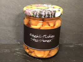 Rüebli-Pickles Süss-Sauer