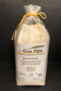 Gran Alpin Pizochelmehl