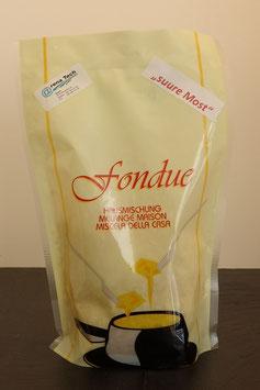 Fondue Käsemischung mit Suure Most