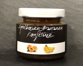 Aprikosen - Bananen Konfitüre