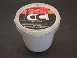 Joghurt Bun Tschlin Himbeere