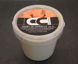 Joghurt Bun Tschlin Karamell