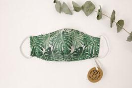Aroma Behelfsmaske mit herausnehmbarer Filter-Verstärkung, 100% Baumwolle, kochbar