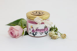 Sojawachs Aromakerze / soywax aroma candle- VEGAN