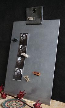 Remember Plate A4 (inclusief 4 leren magneetjes)