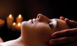 Massage de crâne