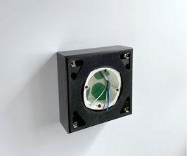 Aufputzadapter für beleuchtete Hausnummern mit ein oder zwei Stellen