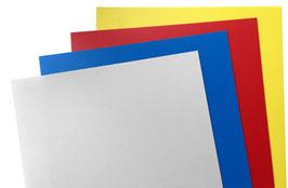 Farbkarten für das Grossformat