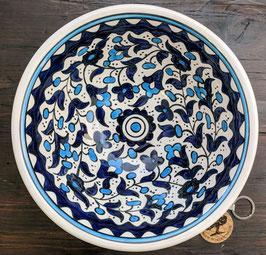 Salatschüssel 25 cm Blau