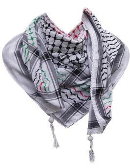 Pali-Tuch Palästina Farben