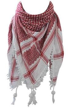 Pali-Tuch Rot-Weiß