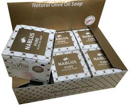 Bio Nabulsi Olivenölseife für Hände und Körper