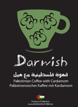 Darwish Palästinensischer Kaffee mit Kardamom