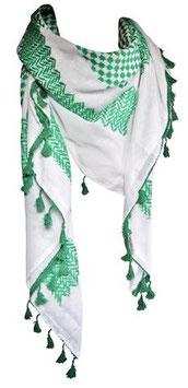 Pali-Tuch Grün-Weiß