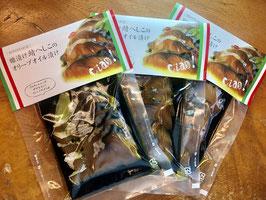 鯖の糠漬けへしこのオリーブオイル漬け(1袋)