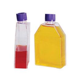 Botellas para cultivo celular estériles CRM