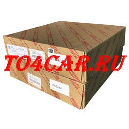 Оригинальные задние тормозные диски (2шт) Тойота Прадо 120 4.0 249 лс 2002-2009 (TOYOTA PRADO 120) 4243160201 ПРОВЕРКА ПО VIN