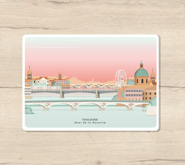 Carte postales Toulouse