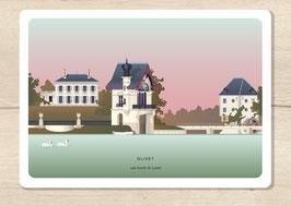 Carte postale // Patrimoine architectural d'Orléans