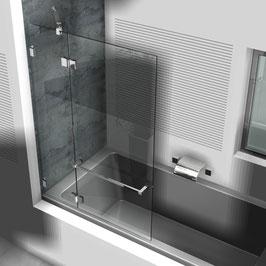Badewannenaufsatz Flinter Set 603
