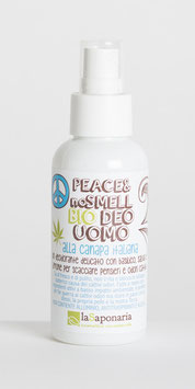 "BIODEO  UOMO ""PEACE & NO SMELL"""