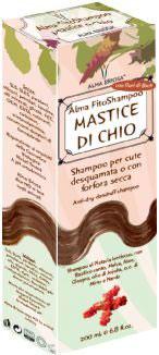 """SHAMPOO FORFORA SECCA """"MASTICE DI CHIO"""""""