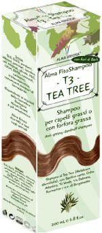 "SHAMPOO FORFORA GRASSA ""T3 - TEA TREE"""