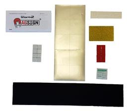 Werk2 Kennzeichenmagnete / MagSign Premium für Kennzeichen aus Metall