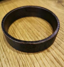 RESERVE Bracelet bois droit en chêne NOIR - #BRA12
