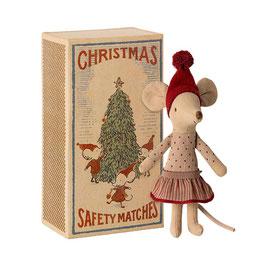 Maileg Weihnachtsmaus in der Box
