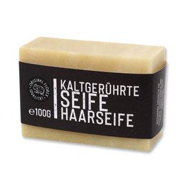 Florex Kaltgerührte handgeschöpfte Haarseife 100g