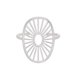Pernille Corydon Ring Daylight Silber
