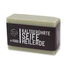 Florex Kaltgerührte Seife Heilerde 100g