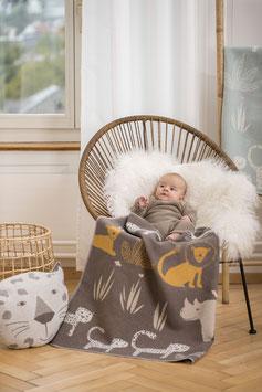 Fussenegger JUWEL Babydecke Dschungel