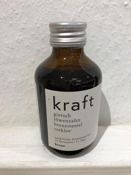 Kruut Wildkräuterauszug  Kraft
