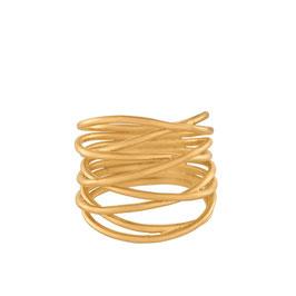 Pernille Corydon Ring Paris Gold