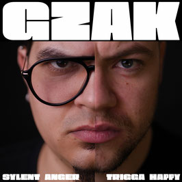 Trigga Happy & Sylent Anger - GZAK (CD)