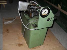 Maho-Ersatzteil Hydraulikpumpe MC600