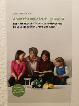 Ratgeber-Buch: Aromatherapie leicht gemacht