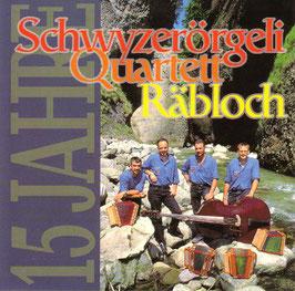 SQ-Räbloch 15 Jahre -CD-