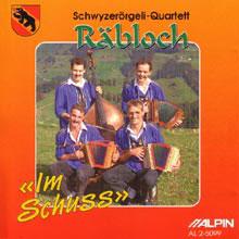 "SQ-Räbloch ""Im Schuss"" -CD-"