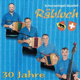 SQ-Räbloch 30 Jahre - CD-